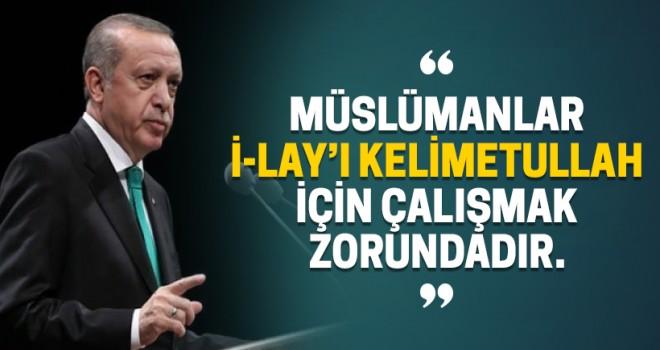Batı İslam karşıtlığı üzerinden kendi ideolojisini tahkim etmek istiyor
