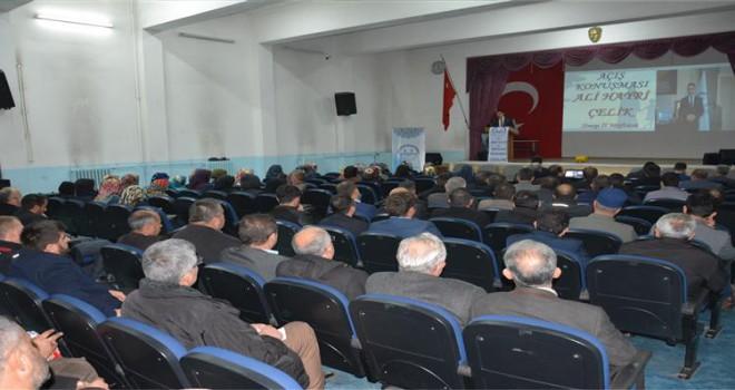 Sinop'ta 'Aile Okulu' Semineri Düzenlendi