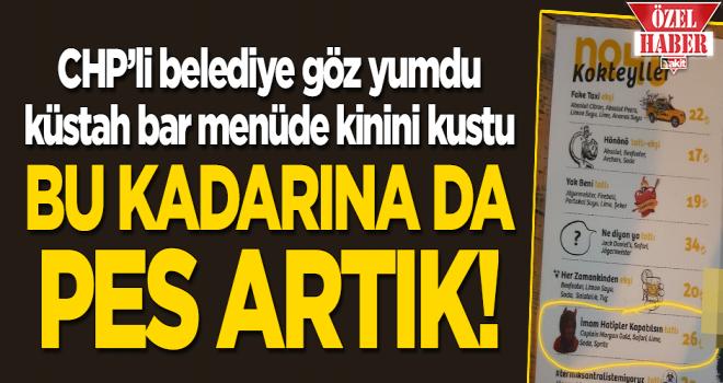 Eskişehir'deki küstah bardan büyük alçaklık!