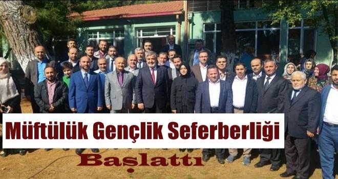 İstanbul Müftülüğü'nden Gençlik Seferberliği