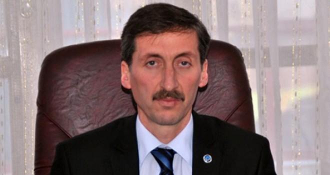 Türk Diyanet Vakıf-Sen Genel Başkanı Nuri ÜNAL,