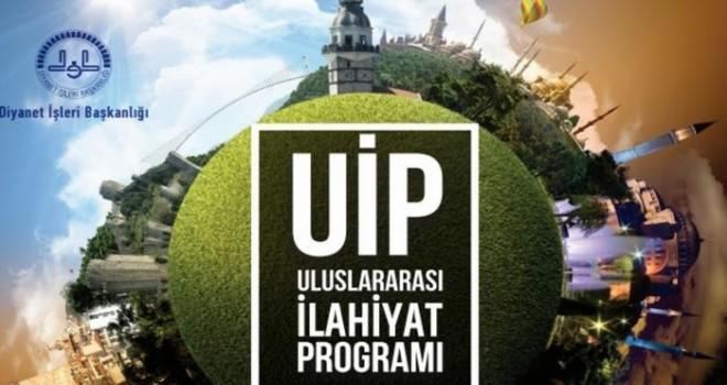 2018 Uluslararası İlahiyat Programı Başvuruları Başladı