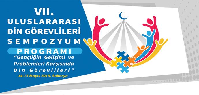 7. Uluslararası Din Görevlileri Sempozyumu Sakarya\'da Yapılacak