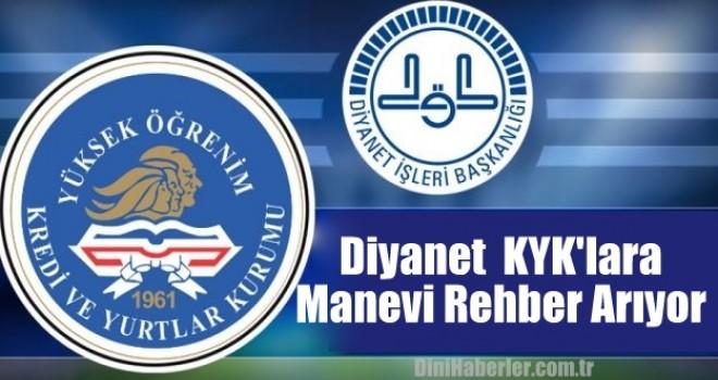 Diyanet'ten 2017-2018 KYK Görevlendirme Duyurusu