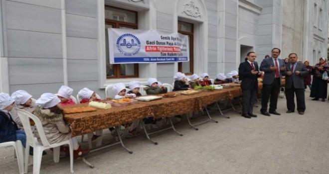 Kur'an Kursu Öğrencilerinden Afrin'e Destek Kermesi