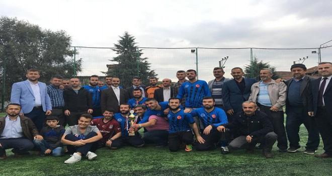 Din Görevlileri Haftası Futbol Turnuvası