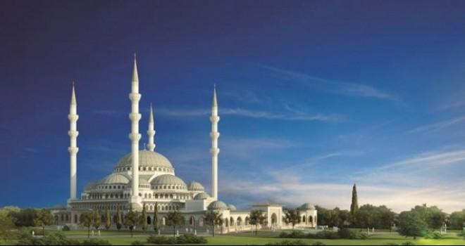 Erdoğan istedi 4 minareli 20 bin kişilik cami yapılacak