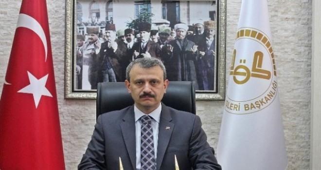 İzmir'in yeni müftüsü