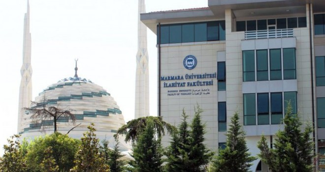 Marmara İlahiyat'tan Erdoğan'a Destek