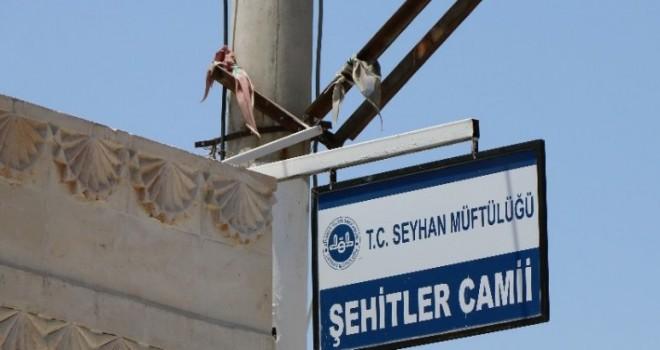 Adana'da 34 yıllık Fethullah Camii'nin ismi değiştirildi.