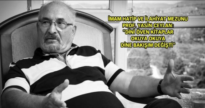 Prof. Yasin Ceylan, Gençler arasında deizmin yaygınlaşması normal