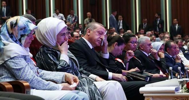 Beştepe'de '15 Temmuz Şehitleri Anma Programı' düzenlendi…