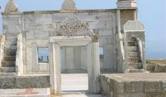 Türk mimarisinin nadide örneği, namazgâh