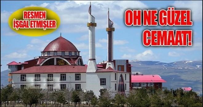 CAMİ DEĞİL, SANKİ ÇİFTLİK!