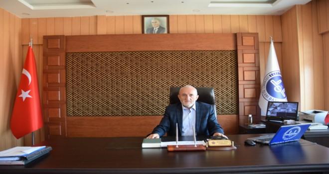 Giresun Müftüsü Muhittin Oral'ın Ramazan Bayramı mesajı