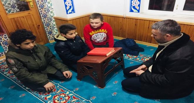 Şarköy'de 'Gençliğe Değer' Proje