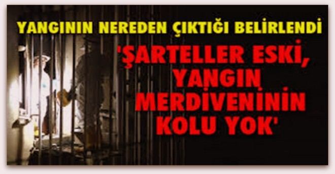 Adana\'daki yurt yangınıyla ilgili bilirkişi raporu yayınlandı!