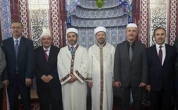 Ali Erbaş Kutlu Doğum Açılışını Karabük\'te Yaptı