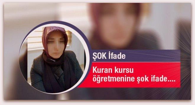 Antalya\'da Kuran kursu öğretmenine \'hakaret\'