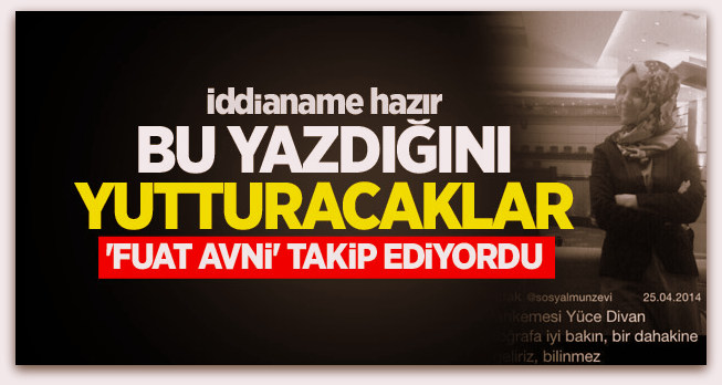 Ayşenur Parıldak hakkında istenen ceza belli oldu