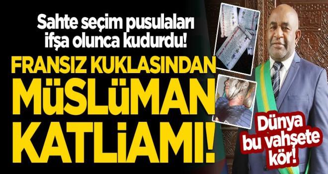 Sahte seçim pusulalarını ifşa eden Müslümanlar katledildi!