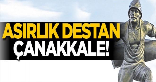 Varoluş mücadelesinin adı: Çanakkale