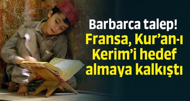 Kuran'dan bazı ayetler çıkarılsın!