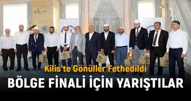 Kilis'te Gönüller Fethedildi
