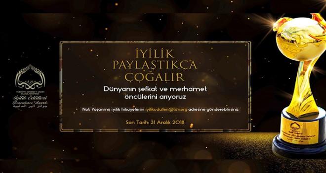 Türkiye Diyanet Vakfı dünyanın şefkat ve merhamet öncülerini arıyor