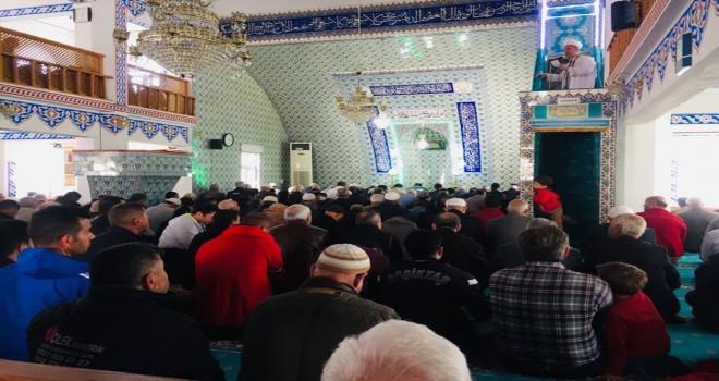 Şarköy'de vaaz ve irşad programı düzenlendi
