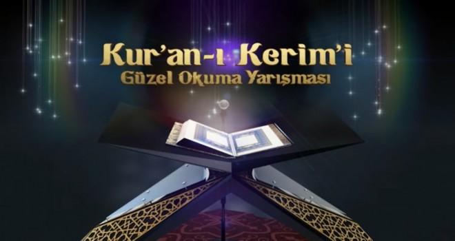 Kur'an-ı Kerim'i Güzel Okuma Yarışması yeniden başlıyor