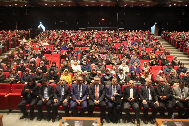 Başkan Sarıbıyık Kayseri\'de Personelle Buluştu