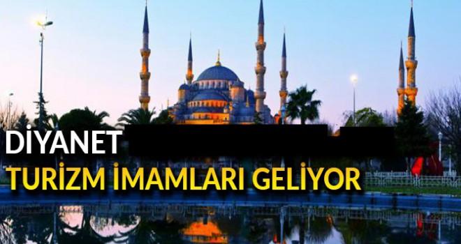 Diyanet turistlere yabancı dilde İslam'ı anlatacak!