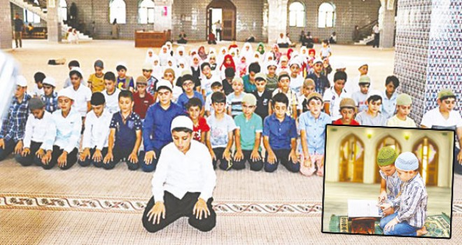 Haydi Çocuklar Camiye Eğitim-Sen'i çıldırttı!
