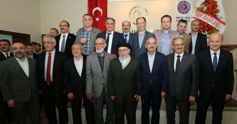 Bursa\'da Kur\'an\'a, İlme ve Topluma Hizmet Ödülleri Verildi