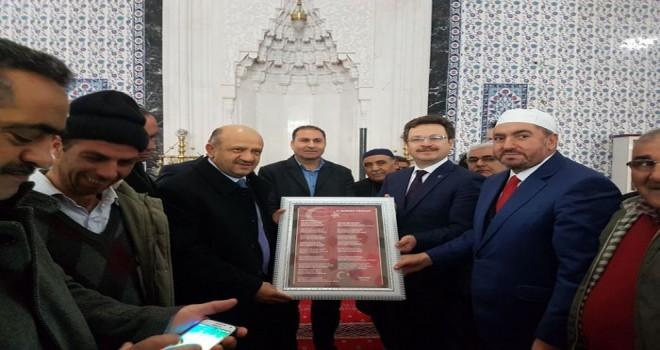 Başbakan Yardımcısı Fikri IŞIK Iğdır'da