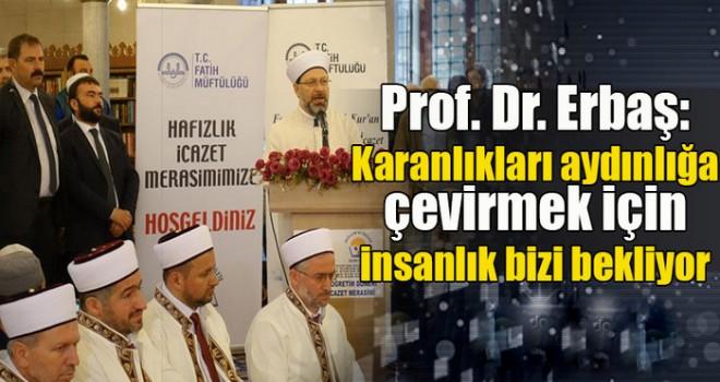 İstanbul 201 Hafızıyla Taçlandı