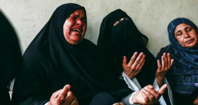 Sınırı geçmeye çalışan 6 Filistinli öldürüldü