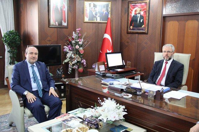 Cami Hizmetleri Daire Başkanı Kayseri\'de