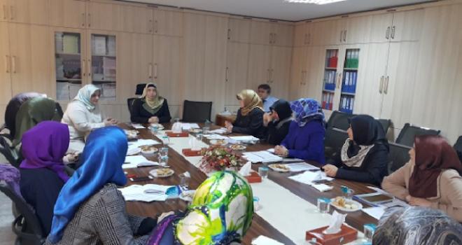 Kadın, Çocuk ve Gençlik Eylem Planı Çalıştayı Yapıldı