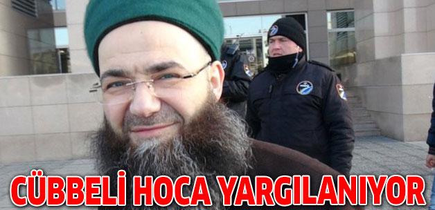 Cübbeli Ahmet Hoca\'nın yargılanıyor