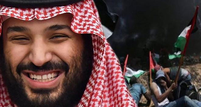 Suudi Arabistan'dan skandal Kudüs açıklaması
