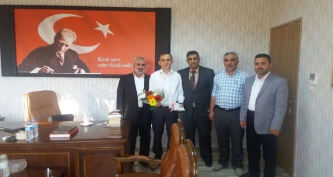 Pazarcık'ta 'Camiler ve Din Görevlileri' Haftasıziyaretlerlebaşladı.
