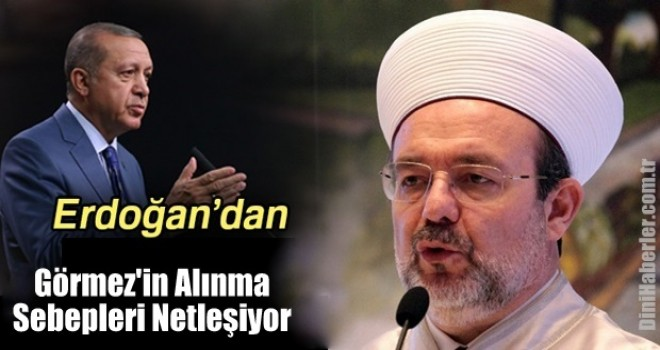 Erdoğan'da Görmez'i Suçladı, Defalarca Uyardık
