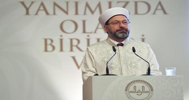 Camiler ve Din Görevlileri Haftası 'Din Hizmetine Adanmış Ömürler' temasıyla başladı