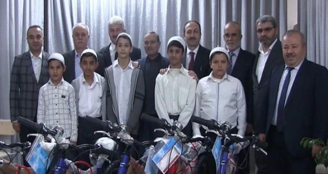 Konya'da 'Namazımı Camide Kılıyorum' projesi