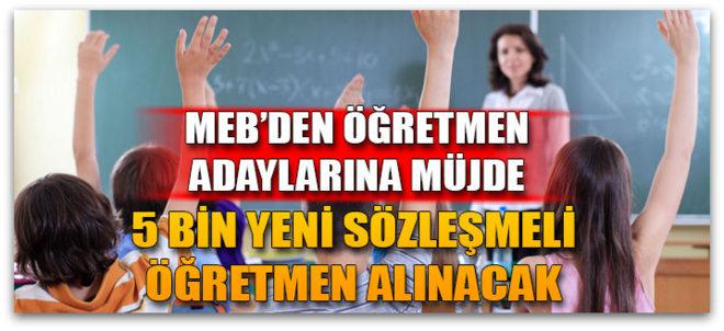 Dershane Öğretmenlerine Müjde!