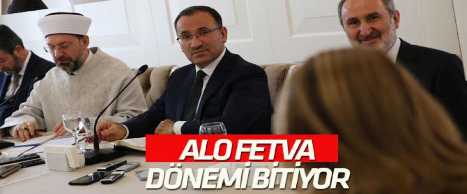 Başbakan Yardımcısı Bozdağ, medya temsilcileriyle Diyanet'te bir araya geldi