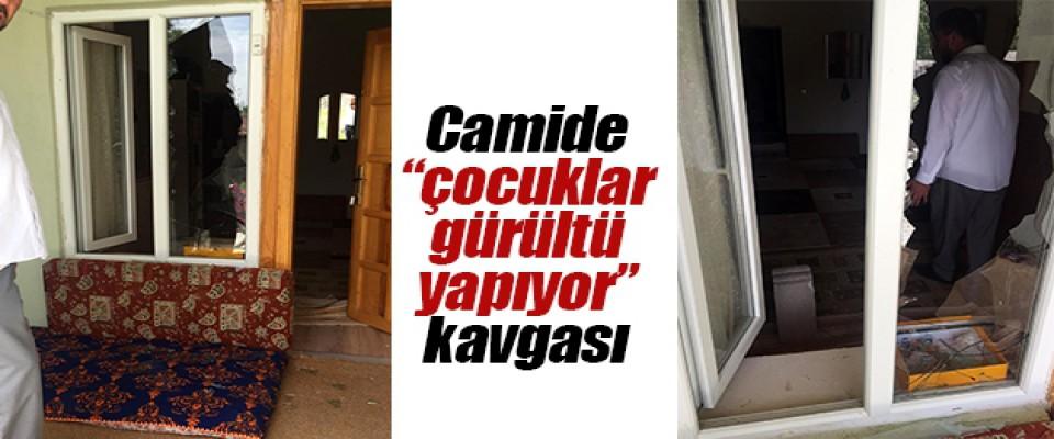 Konya'da Cami İmamına Saldırı!
