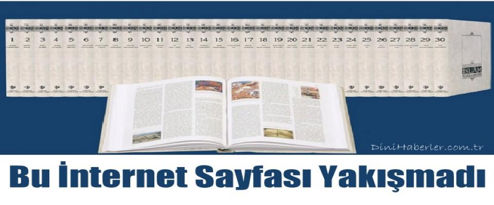 Mükemmel bir eseri perişan etmenin örneği, İslam Ansiklopedisi!